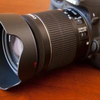Lens Hood EW-63C Untuk Lensa Canon EF-S 18-55mm F3.5-5.6 IS STM