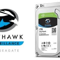 """Seagate SKYHAWK HDD 3.5"""" 1TB HARD DISK INTERNAL CCTV-Garansi 3 tahun"""
