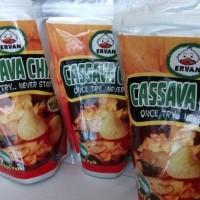 Jual Ervan Salted Egg Yolk Cassava Chips Murah