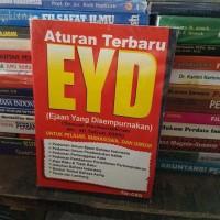 Buku EYD Terbaru
