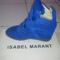 Jual Sepatu sneakers boots wedges wanita Murah