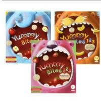 Jual Yummy Bites 123/ snack anak /makanan ringan bayi/anak/ biskuit bayi Murah