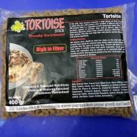 JKK TORTOISE STICK dengan Timothy Enrichment Pakan Kura-kura Darat