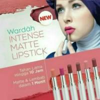 Jual Wardah intense matte lipstik Murah