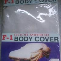Body cover(sarung penutup)mobil sedan japan