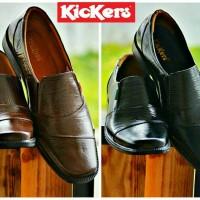 Sepatu Kickers Pantopel Genuine Leather Low 1