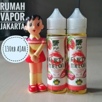 Jual LIQUID FLIRTY MELON BY JAVA JAZZ 60ML Murah