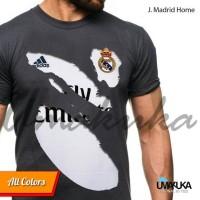 Jual Kaos 3D Umakuka Original Bandung - Jersey Real Madrid CF ( 3 Model ) Murah