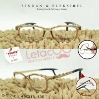 Kacamata Anak Hook Kaki Ht45(frame+lensa) / Kacamata Minus Antiradiasi