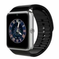 Jam Tangan Pintar GT08/U10 Silver Smartwatch