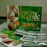 Jual fruit&plant pelangsing herbal alami tanpa efek samping Murah