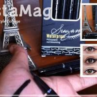 MAKE UP / KECANTIKAN New eyeliner real pen spidol mac / KOSMETIK