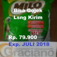 Jual Milo Complete Mix 960gr Nestle Profesional by GOJEK Murah