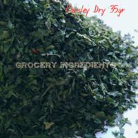 Parsley Dried / Peterseli / Daun Sup - 35gr