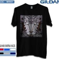 Jual Kaos maroon five band original gildan softstyle Murah