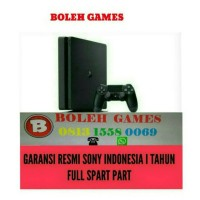 Jual PS4 SLIM 500GB CUH- 2006A (GARANSI SONY ASIA 1 TAHUN) Murah