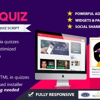 SocioQuiz v1.1.2 - Viral Quiz website with Facebook login