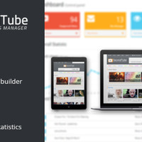 SecondTube - YouTube Videos Manager