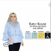 rufly blouse bd