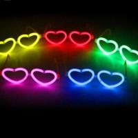 Mainan kacamata anak Kaca mata anak trendy gaya lucu model hati AHM056