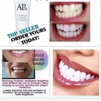 Obat Bleaching Teeth Pencerah Pemutih Gigi Pasta Gigi Odol Cemerlang