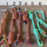 Jual Tali Anjing buat mainan / dog rope / toy Murah