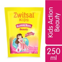 Zwitsal Kids Bath Beauty Pink 250ml