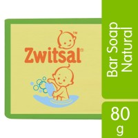 Zwitsal Baby Sabun Batang Natural 80g