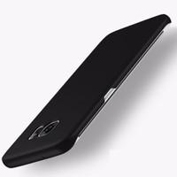 Samsung Galaxy S7 Edge Baby Skin Ultra Thin Hard Case Black  S10
