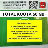 harga Kartu Perdana Internet Three Tri 3 Cinta 6 Gb 30 Gb Kuota 12gb Data 24 Tokopedia.com