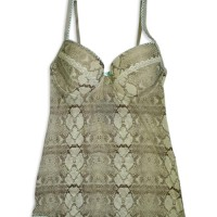 Camisole Rattle Snake Print