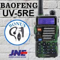 Jual Baofeng UV5RE / UV-5RE / UV5-RE / UV 5 RE Army Loreng Varian UV5R Murah