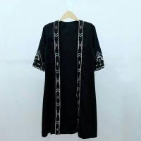 Jual Outer, Cardigan, Vest, Etnik Kimono Long Outer Murah