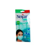 3M Nexcare Daily (Earloop) Mask - 3 pieces / bag