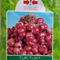 Tanaman Bibit Biji Benih Bawang Merah Tuk Tuk - Panah Merah