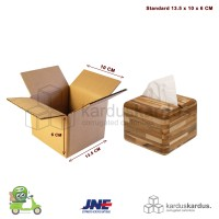 KARDUS | BOX | KARTON PACKING ( 13.5 x 10 x 6 )