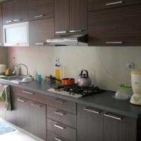 Kitchen Set Full kabinet Perumahan Apartemen + Furniture Semarang