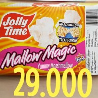 Jual PopCorn Jolly Time Mallow Magic Marshmallow Murah