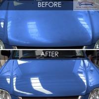 Wax Coating Pelindung Cat Mobil - AMWAY SILICONE GLAZE 500 ml Original