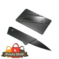 CardSharp Sinclair / Folding Safety Knife - Pisau Lipat Kartu