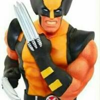 Jual Coin Bank Wolverine Celengan Vinyl Murah