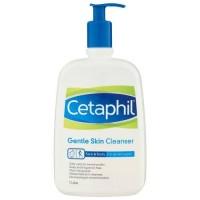 Cetaphil Gentle Skin Cleanser 1000ML/Cairan pencuci/pembersih muka