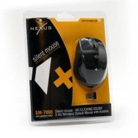 NEXUS SILENT MOUSE SM-7000 ( silent mouse with dpi)