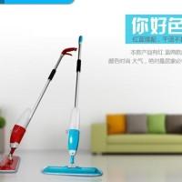Jual 2 in 1 Spray Mop Alat NYAPU DAN PEL Sekali JALAN Alat NgePel Semprot. Murah