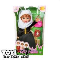 Boneka Anak Muslimah - Muslim - Sholawat Baby Fashion Murah