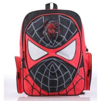 Jual Tas Punggung / ransel /gendong anak sekolah Spiderman 3992 Murah