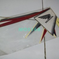 Stripping Striping Sticker Stiker Lis Mega Pro 2012