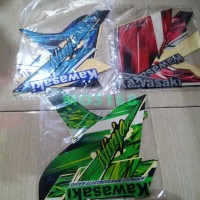 Stripping Striping Sticker Stiker Lis Kawasaki Ninja 2016