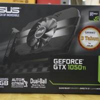Asus VGA Card Geforce GTX 1050Ti PH 4GB DDR5