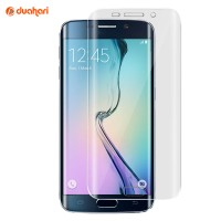 Tempered Glass Curve SAMSUNG GALAXY S7 FLAT Full Cover Screen Protecto